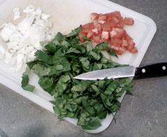 Chopping board. Pic: toastforbrekkie