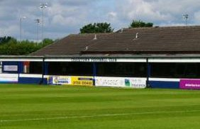 The Scholars Ground, home of Chasetown FC