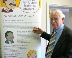 Councillor Neil Roberts