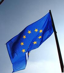 EU flag by fdecomite