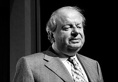 Photo of John Sergeant by Sophie Matthews-Paul