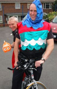 PC Darren Wilkes and PC Mark Cartwright