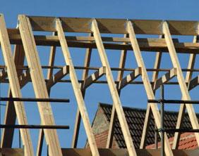 Building site. Pic: Ian Britton