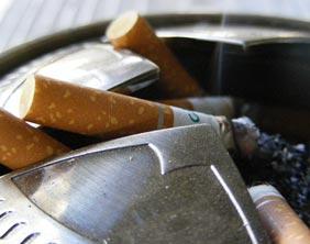 Cigarettes. Pic: Nick Perla