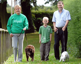 Dog owners prepare for Pooch in the Park
