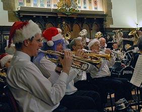 City of Lichfield Concert Band