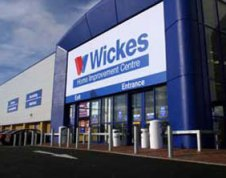 A Wickes store