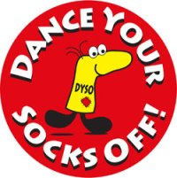 The Fuse Dance Your Socks Off logo