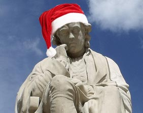 Merry Christmas from The Lichfield Blog team