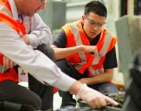 Pic: National Apprenticeship Service