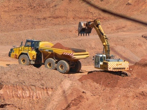Quarrying. Pic: Pengannel