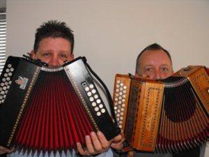 Simon Care and Gareth Turner