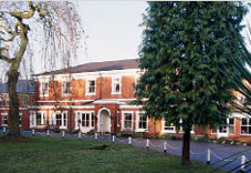 Hammerwich Hall Residential & Nursing Home