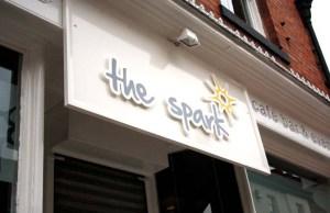 The Spark Cafe Bar