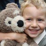 The teddy bear event at Busy Bees Nursery