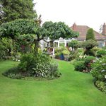 Judy and Brian Littler's Burntwood in Bloom-winning garden