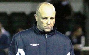 Chris Brindley. Pic: Dave Birt