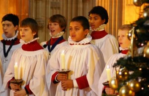 Lichfield Cathedral Choristers