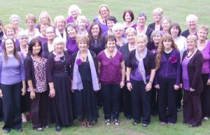 The Kaleidoscope community choir