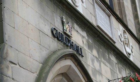Lichfield Guildhall