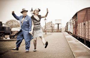 An Autumn Winter Affair at Chasewater Railway