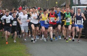 The Florette Fradley 10K race