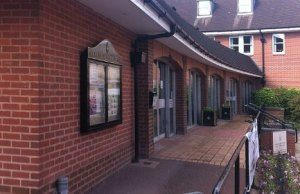 Lichfield District Council's offices. Pic: Lichfield District Council