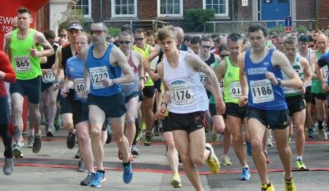 The Lichfield Half Marathon