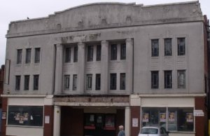 The Regal Cinema building in Lichfield. Pic: Elliott Brown