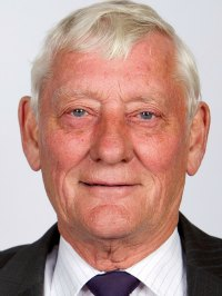 Cllr Eric Drinkwater