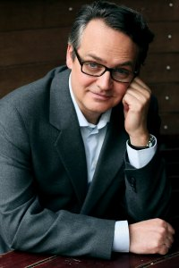 Charlie Higson. Pic: Andy Paradise