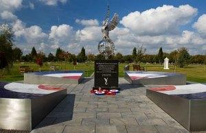 The Royal Air Force Association memorial