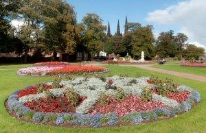 Museum Gardens. Pic: Bs0u10e01