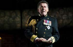 Robert Powell in King Charles III
