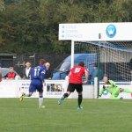 John Bateman is beaten from the penalty spot. Pic: Dave Birt