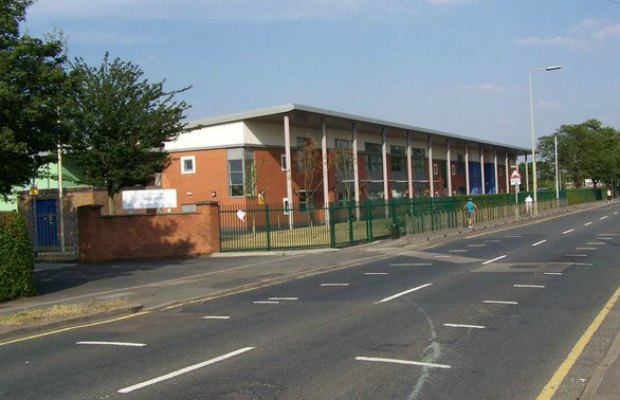 Chase Terrace Technology College. Pic: Geoff Pick
