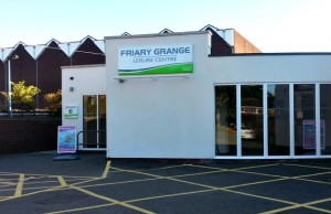 Friary Grange Leisure Centre