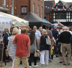 One of Lichfield's festivals