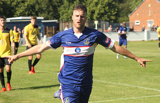 Striker Mitch Piggon the latest to leave Chasetown FC ...