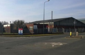 One of the Burntwood Business Park units likely to be demolished if the plan gets the go-ahead