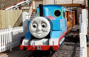 Thomas the Tank Engine at Drayton Manor