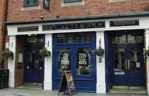 The Acorn Inn in Lichfield
