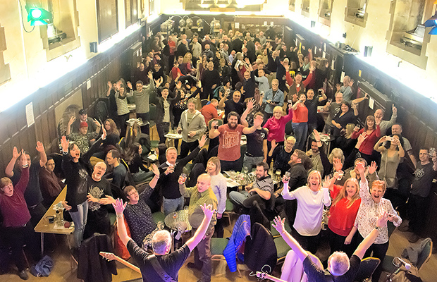 The Lichfield Winter Beer Festival