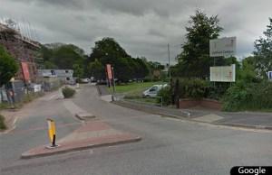 Staffordshire University's Lichfield campus. Pic: Google Streetview