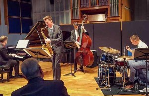 The Nick Brown Quartet