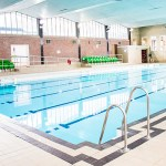 Trial will see athletes share lichfield pool during public Mark morris high school swimming pool