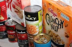 Foodbank. Pic: Bromford