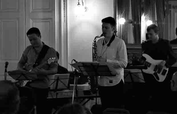 The Lichfield Jazz All Stars