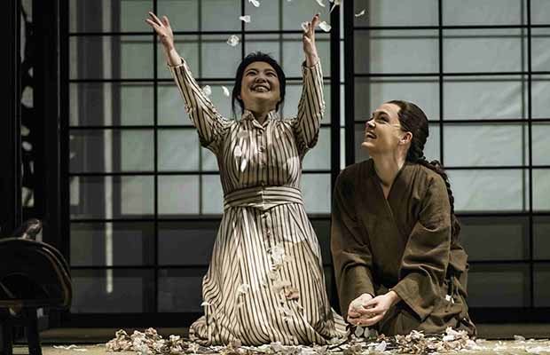 The Welsh National Opera's Madame Butterfly