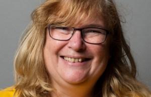 The Revd Susan Myatt
